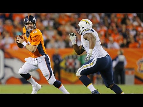 The Chargers have the Broncos in a primetime Thursday night matchup between division enemies