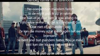 Lyrics Sevn Alias - Gas Ft. Jason Futuristic, BKO & Jairzinho - Songtekst