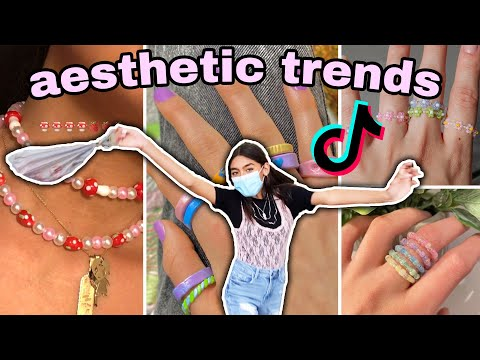 shop with me tiktok trends | Mercedes Lomelino