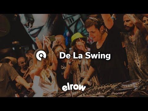 De La Swing @ Elrow Ibiza Closing Party 2016 (BE-AT.TV) Mp3