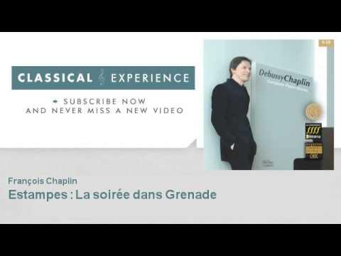 Claude Debussy : Estampes : La soirée dans Grenade