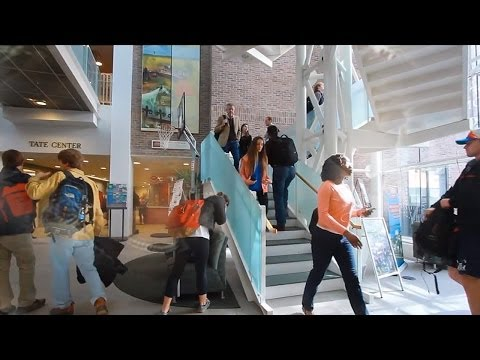 School of Business -- Tour -- College of Charleston
