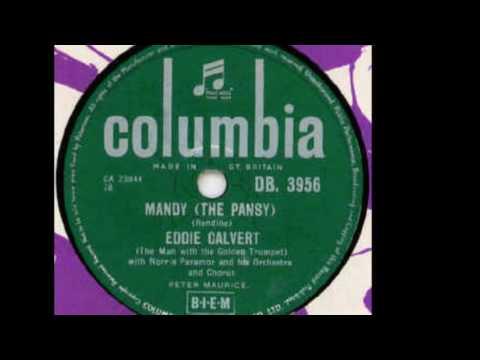 Eddie Calvert - La pansé, Mandy ((Stereo)) 1957