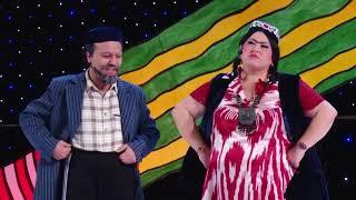 Mirzabek Xolmedov & Oybek Xolmedov - O'zbek milliy kinolariga parodiya