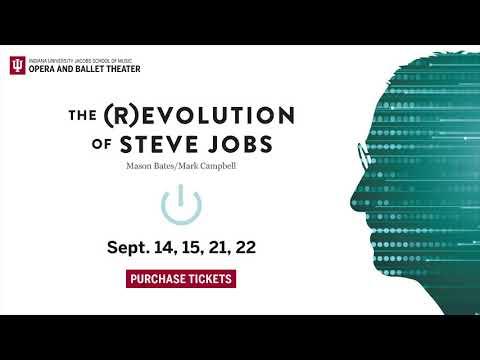 IU School of Music - Steve Jobs (R)evolution