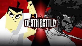 Download Samurai Jack VS Afro Samurai | DEATH BATTLE! Mp3 and Videos