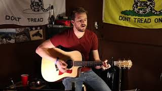 Drunk Girl - Chris Janson Cover by Bryce Wujek Video