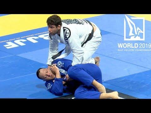 Marcus Almeida VS Tom McMahon / World Championship 2019