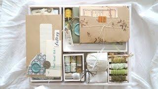 The Stationery Bento Box - Sora Ahsan Studio �🇯🇵�