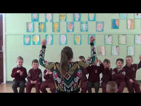 Seachtain na Gaeilge 2016: Junior Infants