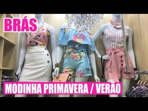 1e616a9fe MODINHA NO BRÁS - PRIMAVERA VERÃO - SHOPPING VAUTIER E VAUTIER PREMIUM -  YouTube