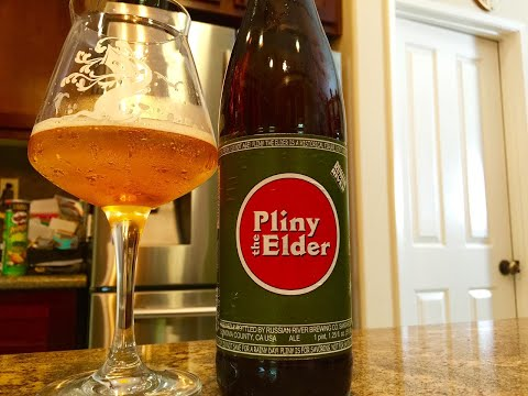 Beer Review #287 - Russian River Brewing - Pliny The Elder - 8% ABV