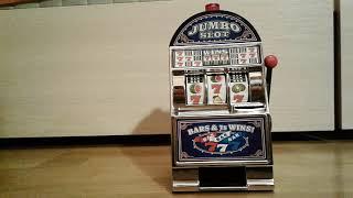 JUMBO  SLOT мини игровой автомат однорукий бандит