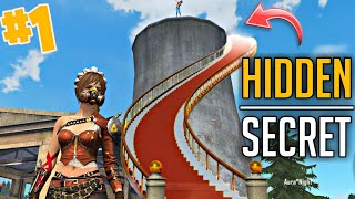 Secret Tricks In Free Fire 🤫 || Very Easy ✔️ || Garena Free Fire - Gaming Aura #1