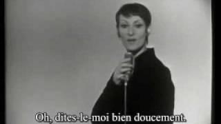 Du bout des lévres -Barbara- (avec sous-titres)