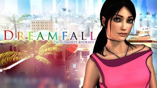 Прохождение Dreamfall: The Longest Journey #3