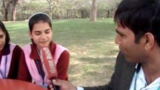 पंजाब केसरी से बोलीं 'सुदामा' फेम विधि, मां ने याद करवाया था भजन