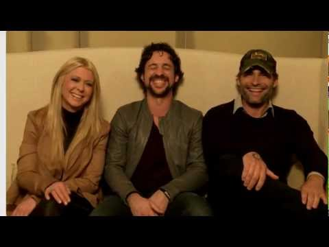 American Pie Reunion: Seann, Tara & Thomas