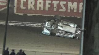 Volusia Speedway Park Big Block Modified Crashes