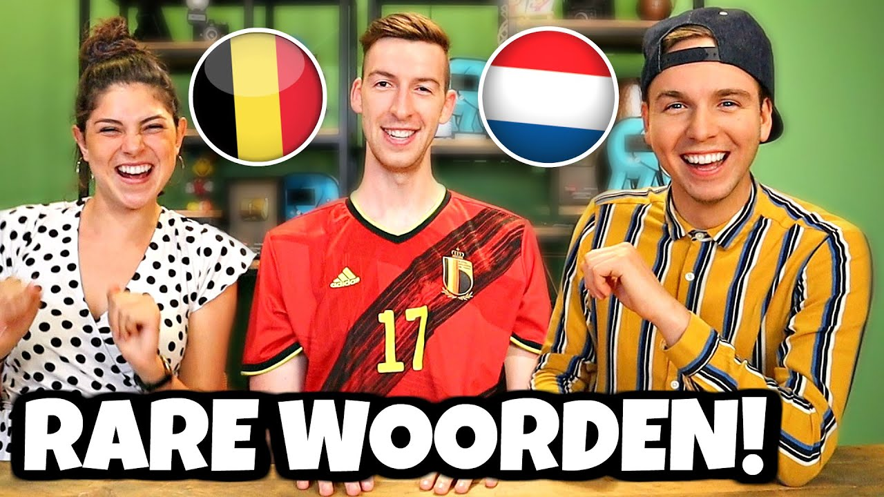 VLAAMS VS NEDERLANDS MET DYLAN HAEGENS! #160