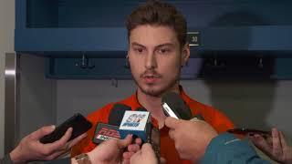 Bilan de fin de saison / End of season media day -  Zach Fucale