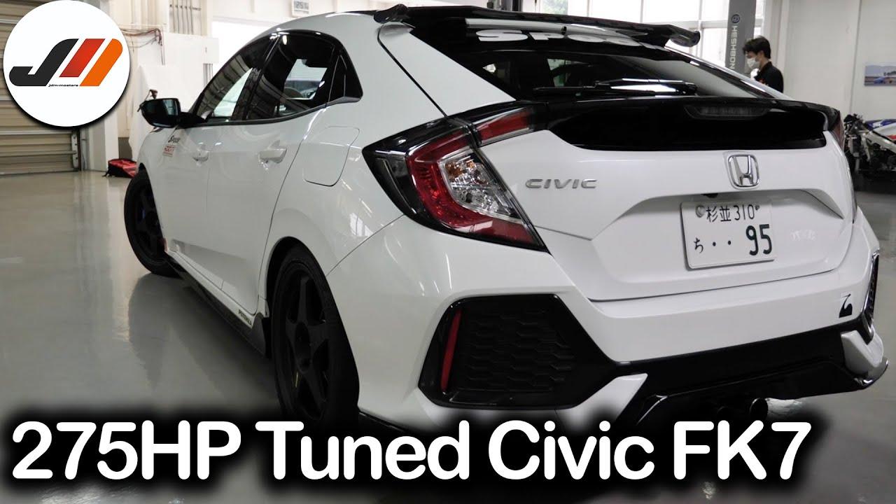 Kelebihan Civic Fk7 Harga