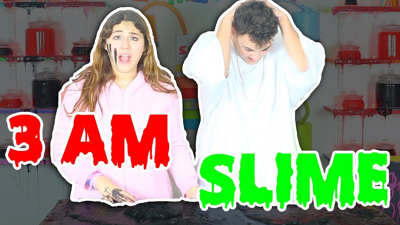 Do Not Make Slime At 3 Am Gone Wrong Super Scary Slimeatory 52 Maybe The Last One - what is just ameerah s roblox name