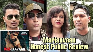 Marjaavaan Movie Honest Review | First Day First Show | Public Review