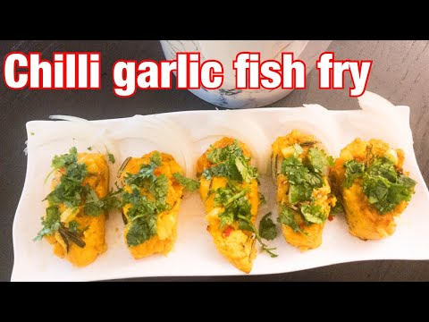 How To Make Healthy Fish Fry | Easy And Tasty
