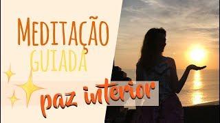 Download lagu Meditação Guiada PAZ INTERIOR - Relaxe profundamente e Encontre a sua paz