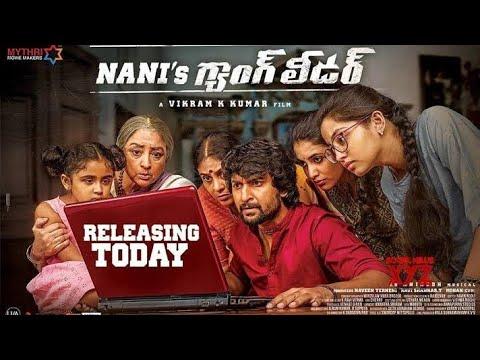 Download Lagu  Gangleader - Hoyna hoyna telugu  nani -  director Anirudh movie director vikram k k Mp3 Free