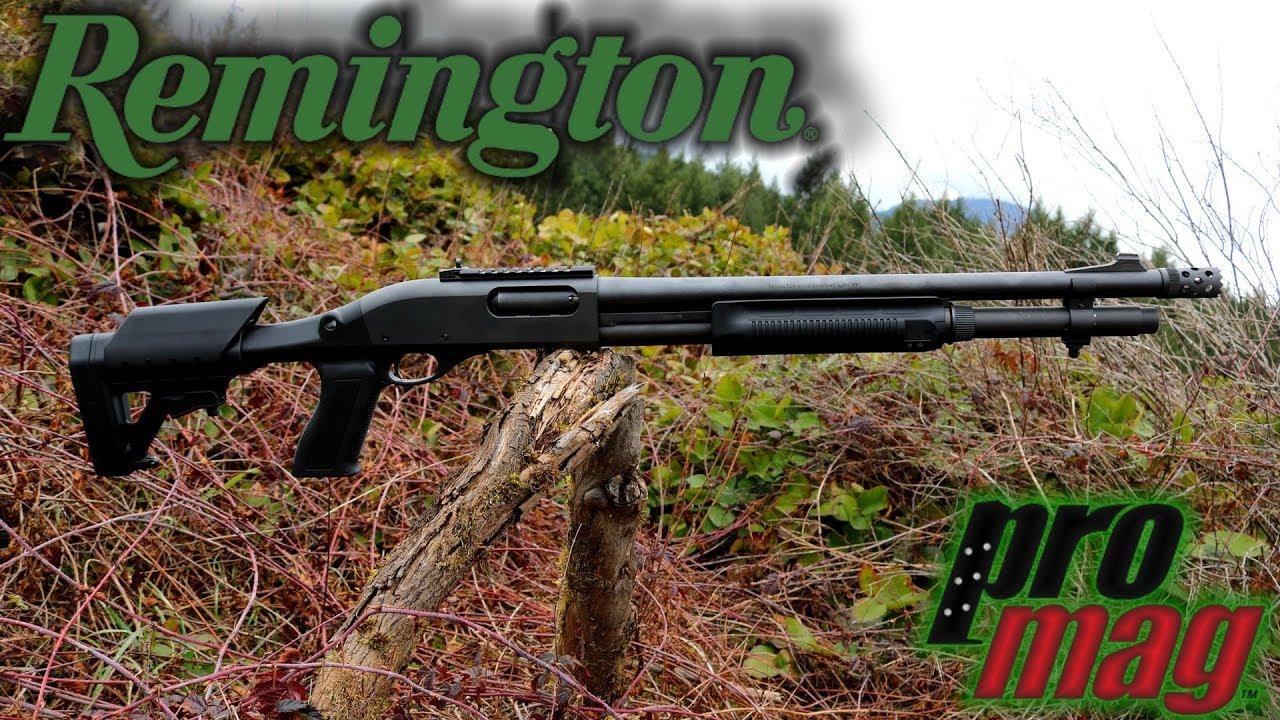 Remington 870 Archangel stock review | Shooting target!