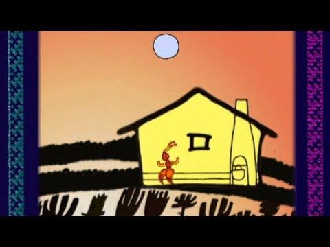Мультфильм про месяц на небе