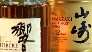 The world's best whiskey is ... in Japan?