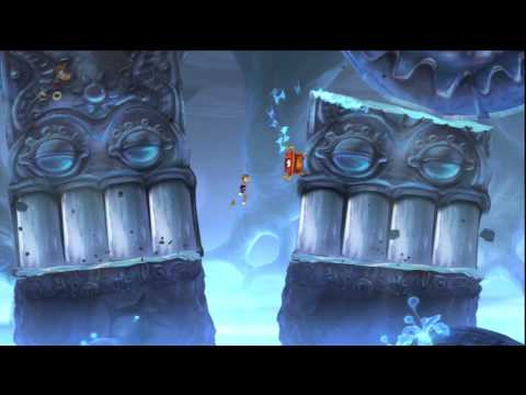 Rayman: Origins, The Jaw! Trophy Guide: Tricky Treasure Temple Skull Tooth #5