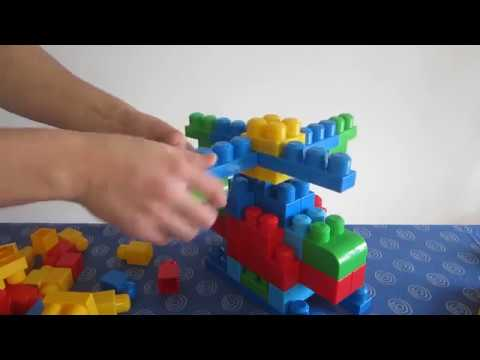 HELICOPTER - MEGA BLOCKS - First Builders