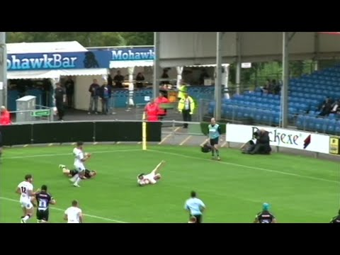 Ulster tries against Exeter last Saturday