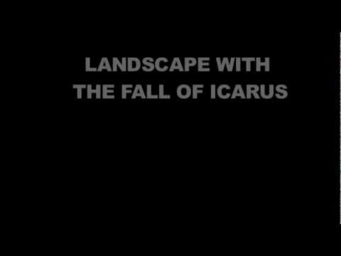 An analysis of landscape with the fall of icarus a poem by william carlos williams