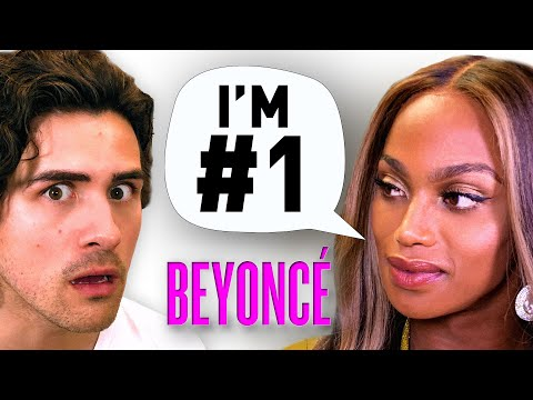 I Spent A Day With BEYONCÉ, AUSTIN POWERS & MARILYN MONROE (Celebrity Lookalikes)