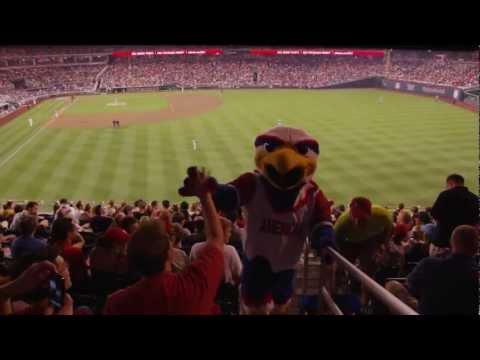 American University Wonks Take Over Nationals Stadium