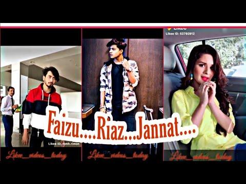 #6 – – Riyaz…. Faizu 07…jannat Zubayer… Latest Funny Tik Tok..