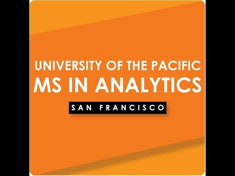 "University of the Pacific Analytics Program Director Rick Hutley on the ""Internet of Things"""
