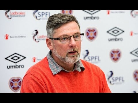 Hearts manager Craig Levein hits back at Neil Lennon