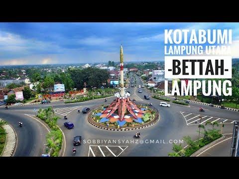 Tugu Payan Mas - Kotabumi BETTAH Lampung   DJI Phantom 3 Advanced