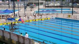 2016北區學界游泳比賽50米自由泳初賽周袓泳29.92