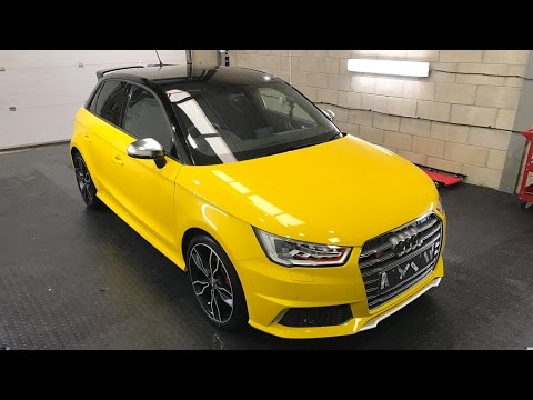 Audi S1 Ceramic Protection | Paint Protection Detail by Signature Group