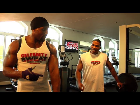 On Demand: Sweating it up with NFL star Ray Lewis