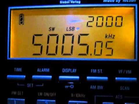 5005 Khz, Radio Bata, Guinea Ecuatorial