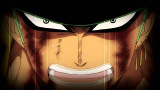 """One Piece AMV [Tribute to Zoro & Robin] - """"Let me be your hero .."""""""