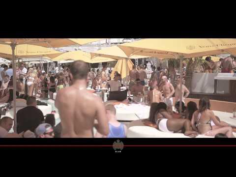 Ministry of Sound VIP at Ocean Beach Ibiza 2015
